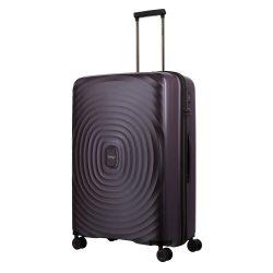 TITAN Looping L lila 4 kerekű nagy bőrönd