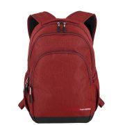 TRAVELITE Kick Off piros nagy laptoptartós hátizsák