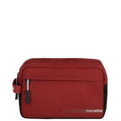 Kozmetikai táska TRAVELITE Kick Off piros