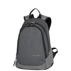 TRAVELITE Basics antracit kicsi hátizsák