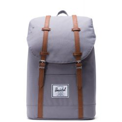 HERSCHEL Retreat Grey laptoptartós hátizsák
