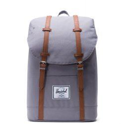 HERSCHEL Retreat Grey laptoptartós hátizsák