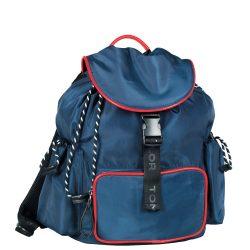 TOM TAILOR 27057-53 Kék női A4-es hátizsák