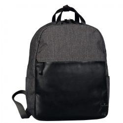 TOM TAILOR 27307-71 Sötét Szürke laptoptartós hátizsák