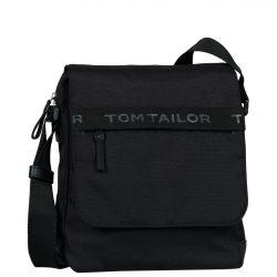 TOM TAILOR 27301-60 Fekete férfi válltáska