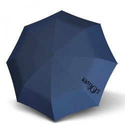 Esernyő S.OLIVER 70963 Kék összecsukható