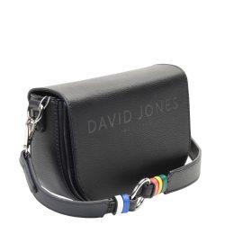 Táska DAVID JONES 6243-1 Fekete