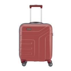 Bőrönd TRAVELITE Vector S korall 4 kerekű könnyű kabin