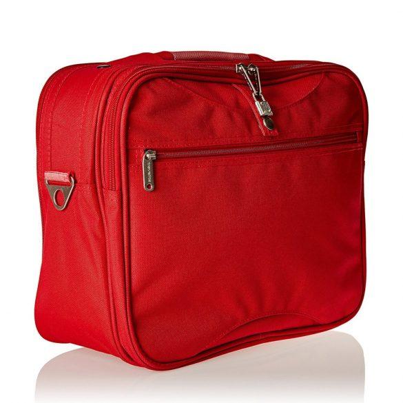 Travelite ORLANDO piros kézipoggyász méretű kabintáska fedélzeti táska