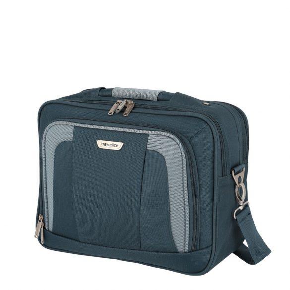 Travelite ORLANDO kék kézipoggyász méretű kabintáska fedélzeti táska