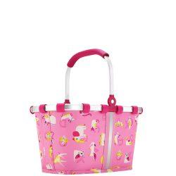 Bevásárló kosár REISENTHEL carrybag XS kids pink
