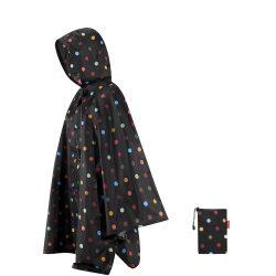 Esőkabát REISENTHEL mini maxi poncho színes pöttyös