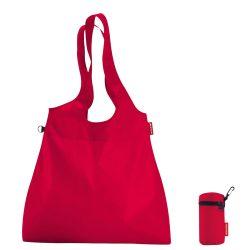 Bevásárló táska REISENTHEL mini maxi shopper L piros