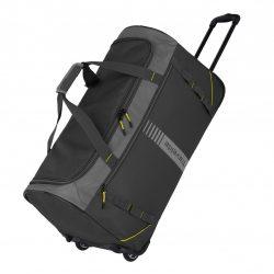 Travelite Basics Active gurulós utazótáska Antracit 70cm