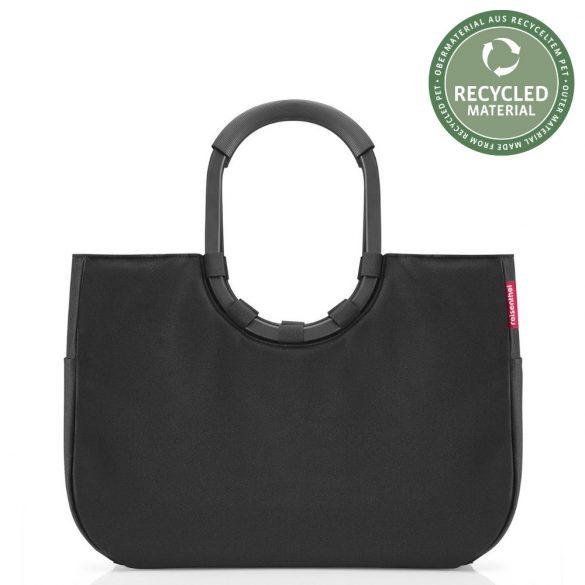 Bevásárló táska REISENTHEL Loopshopper L Fekete női