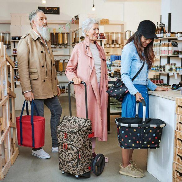 Bevásárló kosár REISENTHEL Carrybag színes pöttyös női