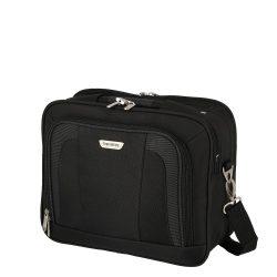 Travelite ORLANDO fekete kézipoggyász méretű kabintáska fedélzeti táska 323073ed9c