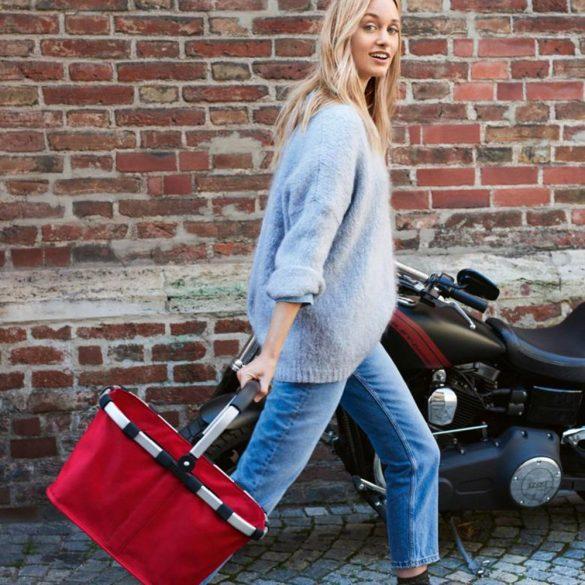 Bevásárló kosár REISENTHEL Carrybag piros női