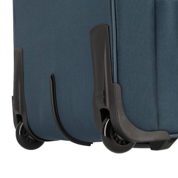 Travelite ORLANDO L kék 2 kerekű nagy bőrönd