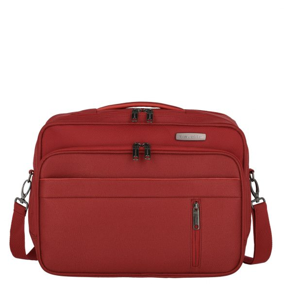 Travelite CAPRI piros kabintáska kézipoggyász