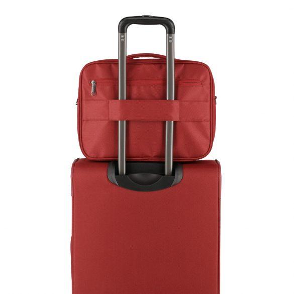Kabintáska TRAVELITE Capri piros kézipoggyász méret