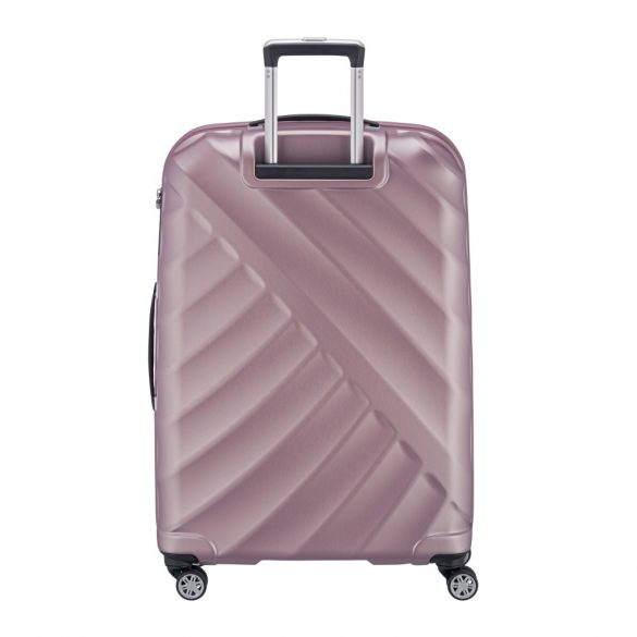 Bőrönd TITAN Shooting Star L rózsaszín 4 kerekű nagy bőrönd