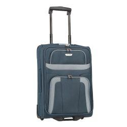 Travelite ORLANDO S kék 2 kerekű kis kabin bőrönd