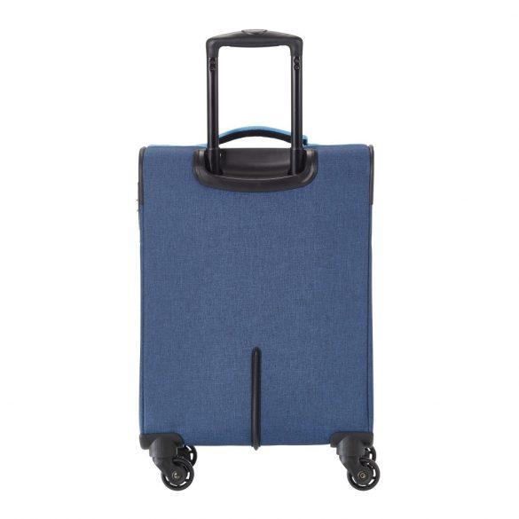 Travelite NEOPAK S kék 4 kerekű kis kabin bőrönd
