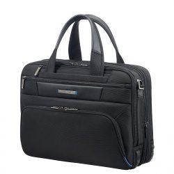 SAMSONITE Aerospace fekete bővíthető laptoptáska