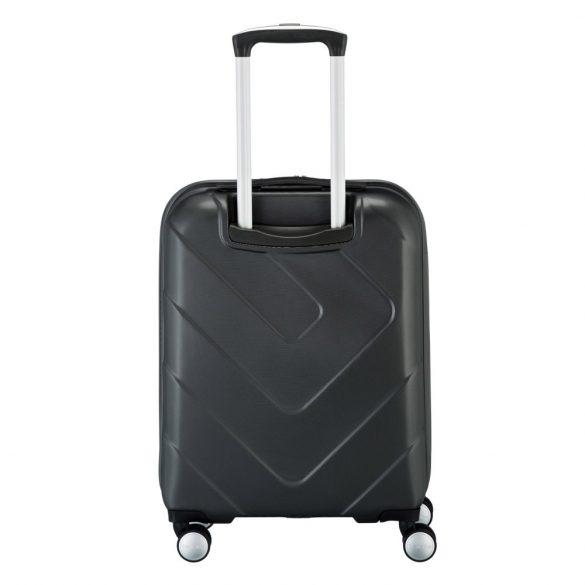 Bőrönd TRAVELITE Kalisto S antracit 4 kerekű kabin méret