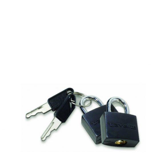 Bőrönd lakat TRAVELITE 2db lakat + kulcs