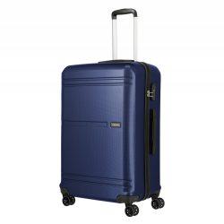 TRAVELITE Yamba L kék 4 kerekű nagy bőrönd
