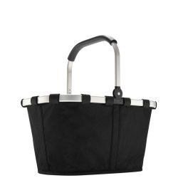 Reisenthel Carrybag fekete bevásárló kosár
