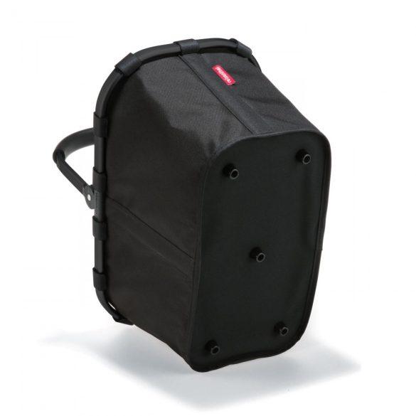 Bevásárló kosár REISENTHEL Carrybag fekete-fekete