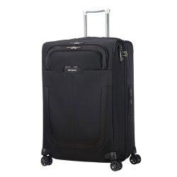 Bőrönd SAMSONITE Duosphere bővíthető spinner (4 kerék) 67cm fekete