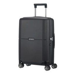 SAMSONITE Orfeo spinner (4 kerék) 55cm fekete kabinbőrönd