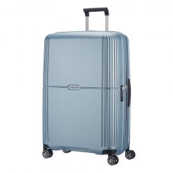 SAMSONITE Orfeo spinner (4 kerék) 69cm sky silver közepes bőrönd