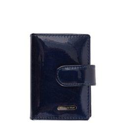 Kártyatartó ALESSANDRO 21-81 kék bőr