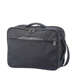 """Kabintáska TRAVELITE Crosslite fekete hátizsákká alakítható laptoptartós 15,4"""""""