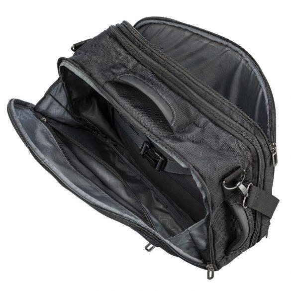 """Kabintáska/Hátizsák TRAVELITE Crosslite fekete laptoptartós 15,6"""""""