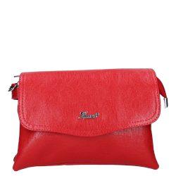 KAREN 1126 Bis Piros rostbőr kicsi táska