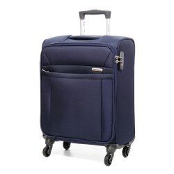 SAMSONITE Astero spinner (4 kerék) 55cm kék kabinbőrönd