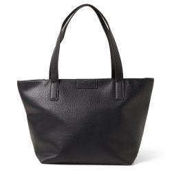 TOM TAILOR 24400-60 Fekete női shopper táska