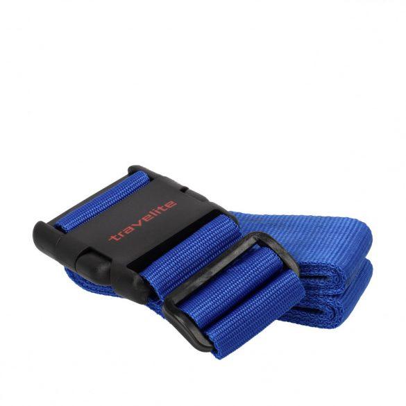Bőrönd pánt TRAVELITE kék