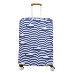 Bőrönd huzat TRAVELITE nagy méretű bőröndre felhős ég