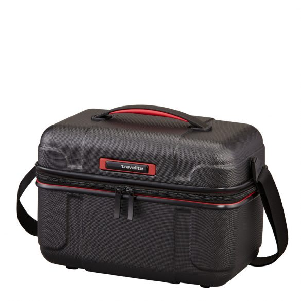 Kozmetikai táska TRAVELITE Vector fekete