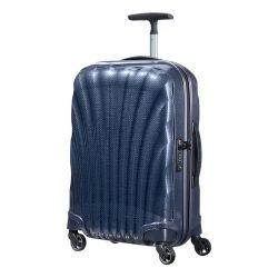 SAMSONITE Cosmolite spinner (4 kerék) 55cm kék kabinbőrönd