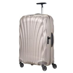 SAMSONITE Cosmolite spinner (4 kerék) 69cm gyöngyház közepes bőrönd