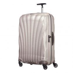 SAMSONITE Cosmolite spinner (4 kerék) 75cm gyöngyház nagy bőrönd