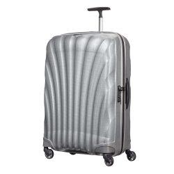 SAMSONITE Cosmolite spinner (4 kerék) 75cm ezüst nagy bőrönd